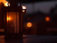 癒やしの灯火