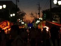 夜祭へのカウントダウン