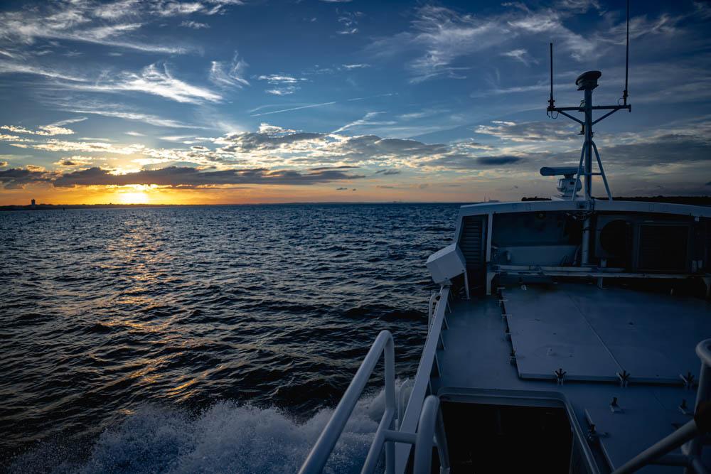 海と共に去りぬ